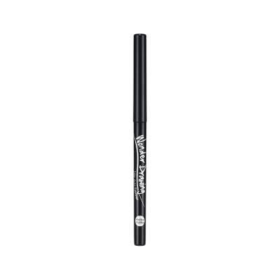 Карандаш-подводка автоматический Holika Holika Wonder Drawing Auto Eyeliner тон 01, черный: фото