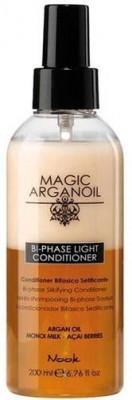 Кондиционер легкий двухфазный NOOK Магия Арганы Bi-Phase Light Conditioner 200 мл: фото