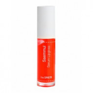 Тинт для губ THE SAEM saemmul serum lipgloss OR01 4,5гр: фото