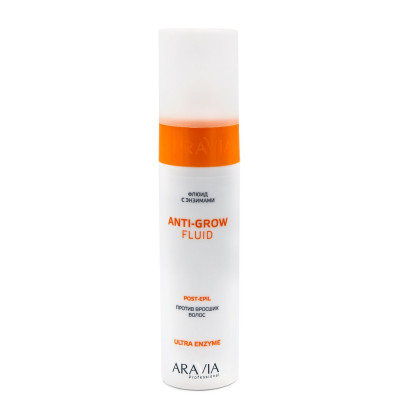Флюид с энзимами против вросших волос ARAVIA Professional Anti-Grow Fluid 250мл: фото