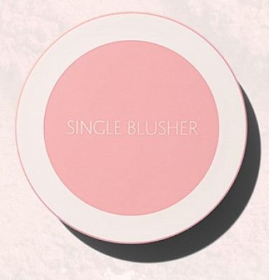 Румяна THE SAEM Saemmul Single Blusher PK09 Pastel Rosy: фото