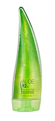 Гель для душа с алоэ Holika Holika Aloe 92% Shower Gel 55 мл: фото