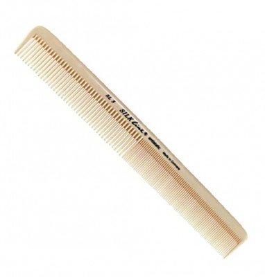 Расческа комбинированная силиконовая Triumf SILK LINE SL5 179мм: фото