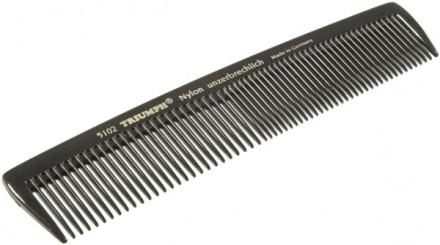 Расческа нейлоновая комбинированная широкая TRIUMPH Nylon 140мм: фото
