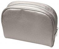 Косметичка серый металлик TITANIA 22х8х14см: фото